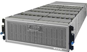 4U60 Storage Enclosure 360TB