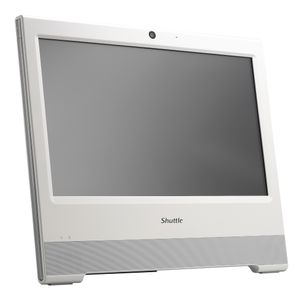 SHUTTLE POS X506 WHITE CEL 3865U 4GB 60GBSSD 15.6IN TOUCHS W/O SW IN TCMU (POS X506 WHITE)