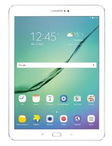 SAMSUNG Gal Tab S2 9.7 WiFi New Edt Wh (SM-T813NZWENEE)