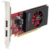 FIREPRO W2100 2GB DDR3 PCIE 3.0 16X 2X DP LP RETAIL IN