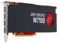 FIREPRO W7100 8GB GDDR5 PCIE 3.0 16X 4X DP RETAIL IN
