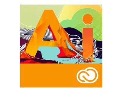 ADOBE Illustrator CC - English - New Subscription - VIPC - Level 2 (65270493BA02A12)