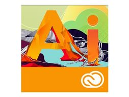 ADOBE ILLUSTRATOR CC WIN/MAC VIP LIC SUB RNW 1U 1Y L4 ML          IN LICS (65270552BA04A12)