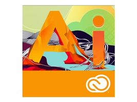 ADOBE VIP-C Illustrato CC Rnw 12M (ML) (65270552BA03A12)