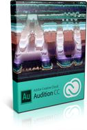 ADOBE VIP-C Audition CC L3 12M (ML) (65270329BA03A12)