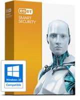 ESET Smart Security  1 user 2 year (5602100001-BOX)