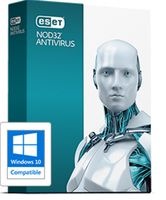 NOD32 Antivirus  3 user 2 year