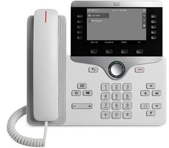 CISCO IP PHONE 8811 WHITE IN PERP (CP-8811-W-K9=)