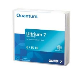 QUANTUM DATA CARTRIDGE LTO-7 WORM PRE-L MEDIA CARTRIDGE LIBRARY PACK SUPL (MR-L7WQN-BC)
