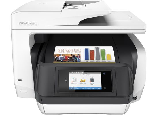OfficeJet Pro 8720 All In One Printer