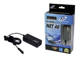FSP/Fortron Netbook AC Adapter 40W HP/ Dell/ Acer/ Lenovo/ Fujitsu/ LG/ MSI/ Samsung netbook (FSP-NET 40)