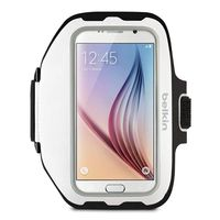 Sportfit Plus Armband Pink. For Samsung Galaxy S5, S6/S6 Edge, S7