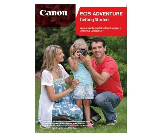Canon, getting started DVD