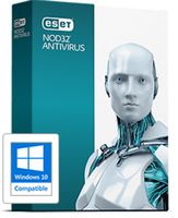 ESET ESD NOD32 Antiviru 1U 1Y Sleeve(ND) (EAV1N1)