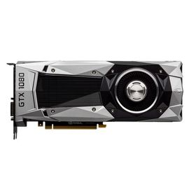 GeForce GTX 1080 FE Founders Edition, 8GB GDDR5X, DL-DVI-D, HDMI 2.0, 3x DP 1.4