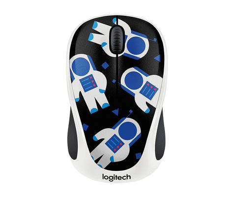 M238 Wireless Mouse SPACEMAN 2.4GHZ