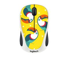 M238 Wireless Mouse TOUCAN 2.4GHZ