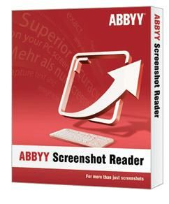 ABBYY ESD Screenshot Reader