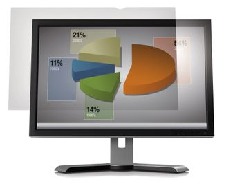 "Privacy filter Anti-Glare for desktop 22,0"""" widescreen"