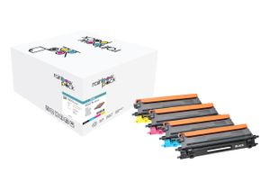 FREECOLOR Toner Brother TN-135 Rainbow Kit comp. (TN135-HY-4-FRC)
