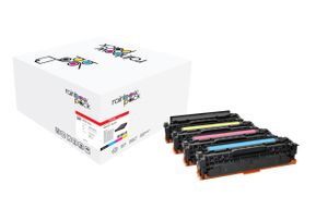 Toner Canon 718 Rainbow Kit comp.