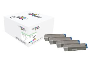Toner Oki C 610 Rainbow Kit comp.