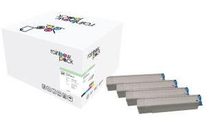 Toner Oki MC 860 Rainbow Kit comp.
