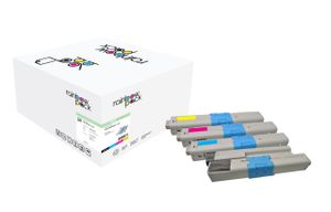 Toner Oki C510/511 Rainbow Kit comp.