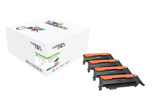 Toner Samsung CLP-320 Rainbow Kit comp.