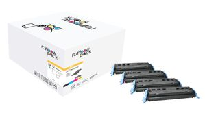 Toner HP CLJ 1600/2600 Rainbow Kit comp. Freecolo