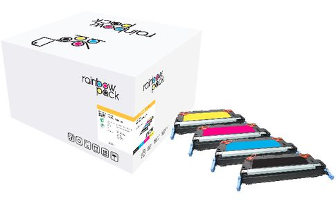 FREECOLOR Toner HP CLJ 3600 Rainbow Kit comp. (3600-4-FRC)