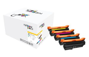 Toner HP CLJ CP4025 Rainbow Kit comp.