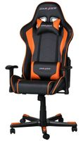 DXRACER OH/ FE08/ NO Formula Gaming Chair - schwarz/ orange (OH/FE08/NO)