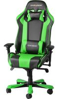 DXRACER OH/ KF06/ NE King Gaming Chair - schwarz/ grün (OH/KF06/NE)
