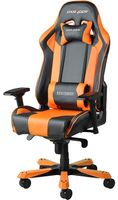 OH/ KF06/ NO King Gaming Chair - schwarz/ orange