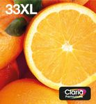 EPSON Ink/33XL Prem Oranges CMYKPk