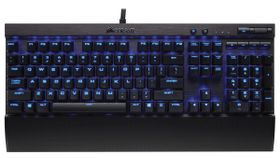 Keyboard USB Gam K70 LUX MX red