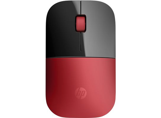 HP Z3700 Wireless Mouse Cardinal Red