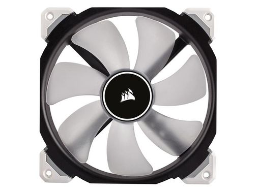 ML140 LED White 140mm Prem Magnetic Levit. Fan ACCS