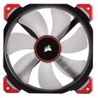 CORSAIR ML140 LED Red 140mm Prem Magnetic Levit. Fan ACCS