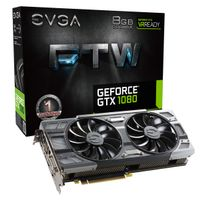FTW Gaming ACX 3.0 Nvidia GeForce GTX 1080 8GB