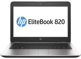 "EliteBook 820 G3 - Core i5 6300U / 2.4 GHz - Win 7 Pro 64-bit - 8 GB RAM - 256 GB SSD - intet ODD - 12.5"""" TN 1366 x 768 ( HD ) - HD Graphics 520"