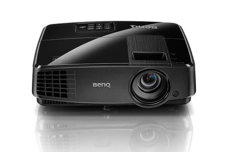 BENQ MS506 PROJECTOR BLACK               (9H.JA477.14E)