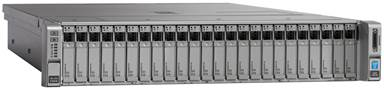CISCO UCS SP Select C240M4SX Std1 w/ 2xE52630v3 (UCS-SPL-C240M4-S1)