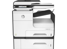 PageWide Pro MFP 477dw Printer + 500 sheet tray