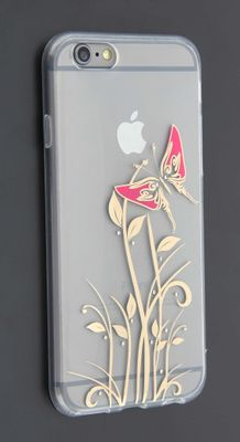 iPhone 6/6S Silk Crystal no1