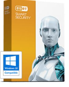 Eset Smart Security_ 1 användare_ 3 år_ Svensk/ Engelsk_ Renewal (Förnyelse)