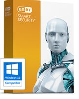 Eset Smart Security_ 4 användare_ 1 år_ Svensk/ Engelsk_ Renewal (Förnyelse)