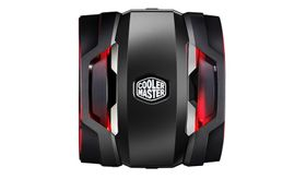 Cooler Master cooler MasterAir Maker 8, Tower, 140mm x2 900-1800RPM,  red LED (MAZ-T8PN-418PR-R1)
