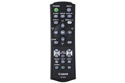 CANON RS-RC06 0.7i Remote Controller (8381B001)